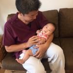 赤ちゃんと。0822